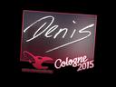 denis | Cologne 2015