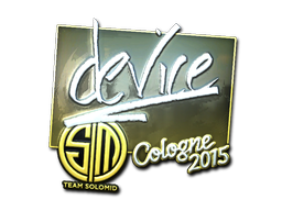 device+%28Foil%29+%7C+Cologne+2015