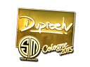 dupreeh (Gold) | Cologne 2015