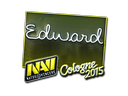 Edward (Foil) | Cologne 2015