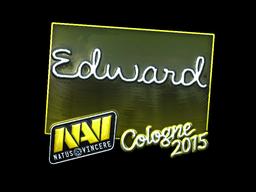Edward+%28Foil%29+%7C+Cologne+2015