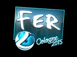 fer+%28Foil%29+%7C+Cologne+2015