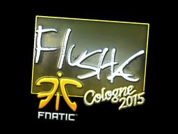 flusha+%28Foil%29+%7C+Cologne+2015