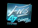 FNS (Foil) | Cologne 2015