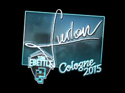Furlan+%28Foil%29+%7C+Cologne+2015