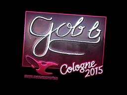 gob+b+%28Foil%29+%7C+Cologne+2015