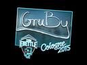 GruBy (Foil) | Cologne 2015