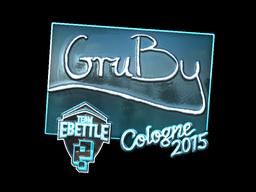 GruBy+%28Foil%29+%7C+Cologne+2015