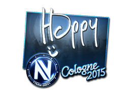 Happy+%28Foil%29+%7C+Cologne+2015