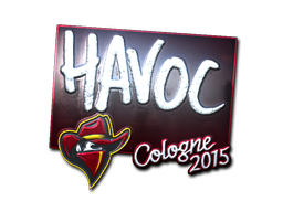 Havoc+%28Foil%29+%7C+Cologne+2015