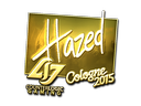 hazed (Gold) | Cologne 2015