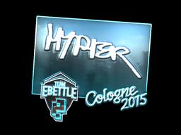 Hyper+%28Foil%29+%7C+Cologne+2015