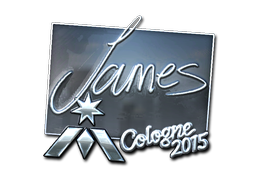James+%28Foil%29+%7C+Cologne+2015