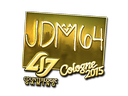 jdm64 (Gold) | Cologne 2015