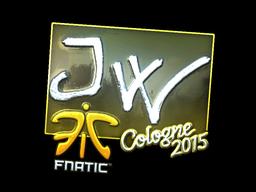 JW+%28Foil%29+%7C+Cologne+2015