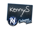 kennyS | Cologne 2015