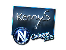 kennyS+%28Foil%29+%7C+Cologne+2015