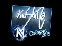 kioShiMa+%28Foil%29+%7C+Cologne+2015