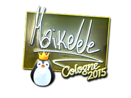 Maikelele+%28Foil%29+%7C+Cologne+2015