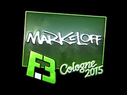 markeloff+%28Foil%29+%7C+Cologne+2015