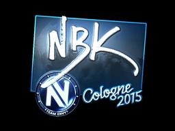 NBK-+%28Foil%29+%7C+Cologne+2015