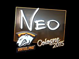 NEO+%28Foil%29+%7C+Cologne+2015