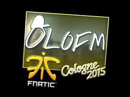 olofmeister+%28Foil%29+%7C+Cologne+2015