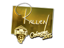 rallen (Gold) | Cologne 2015