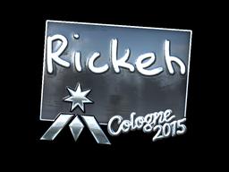 Rickeh+%28Foil%29+%7C+Cologne+2015