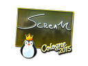 ScreaM (Foil) | Cologne 2015