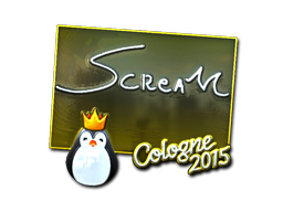 ScreaM+%28Foil%29+%7C+Cologne+2015