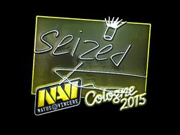 seized+%28Foil%29+%7C+Cologne+2015