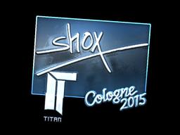 shox+%28Foil%29+%7C+Cologne+2015
