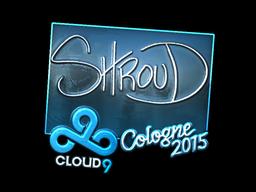 shroud+%28Foil%29+%7C+Cologne+2015