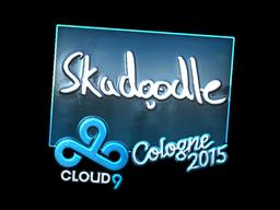 Skadoodle+%28Foil%29+%7C+Cologne+2015