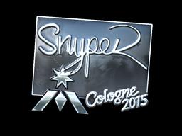 SnypeR+%28Foil%29+%7C+Cologne+2015