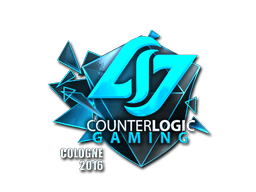 Counter+Logic+Gaming+%28Foil%29+%7C+Cologne+2016
