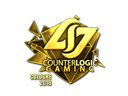 Counter Logic Gaming (Gold) | Cologne 2016