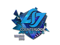 Counter+Logic+Gaming+%28Holo%29+%7C+Cologne+2016