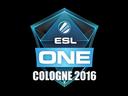 ESL | Cologne 2016