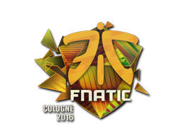Fnatic+%28Holo%29+%7C+Cologne+2016