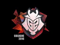 G2+Esports+%28Holo%29+%7C+Cologne+2016