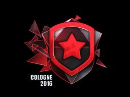 Gambit+Gaming+%28Foil%29+%7C+Cologne+2016