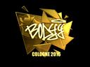 bodyy (Gold) | Cologne 2016