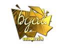 byali (Gold) | Cologne 2016