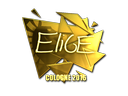 EliGE (Gold) | Cologne 2016