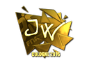JW (Gold) | Cologne 2016