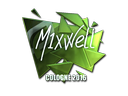 mixwell (Foil) | Cologne 2016