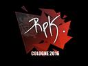 RpK | Cologne 2016