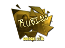 RUBINO (Gold) | Cologne 2016